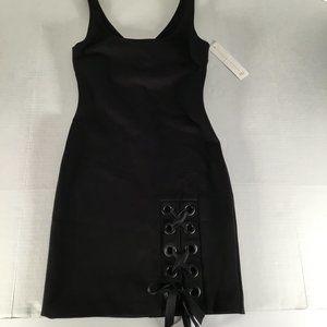 Amanda Uprichard Black Cocktail Dress